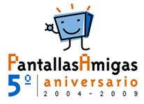 PantallasAmigas - V Aniversario: 2004-2009