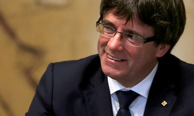 LIVE: Puigdemont spreekt pers straks toe in Brusselse Press Club