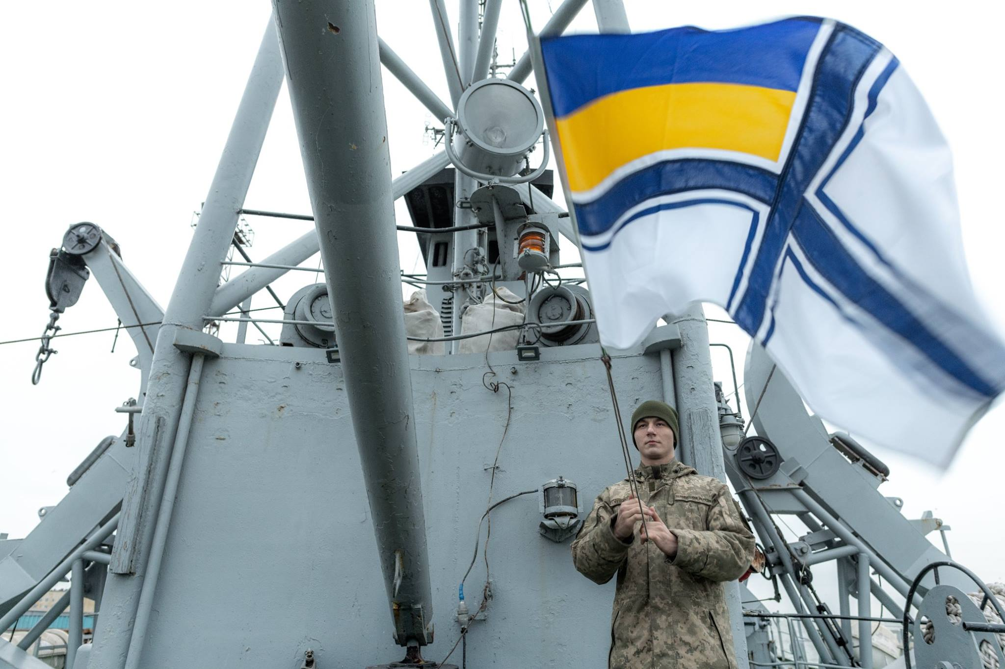 Marines a Mariupol