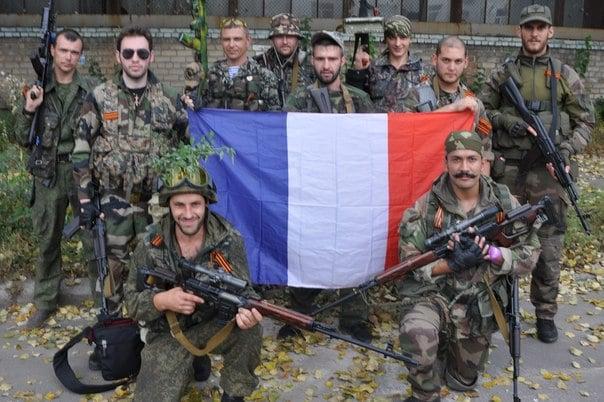 Francesi terroristi