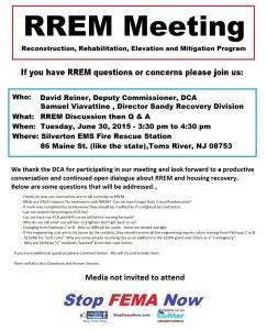 RREM Meeting