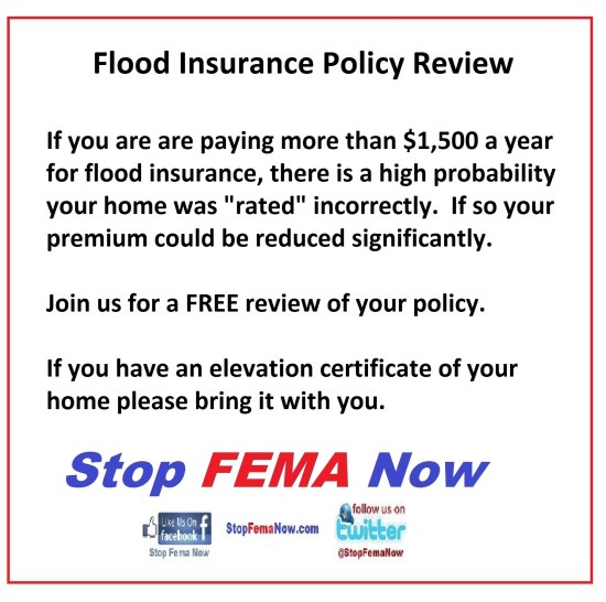 Flood Policy Review