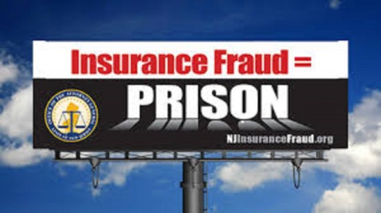 Insurance Fraud Billboard - LARGE