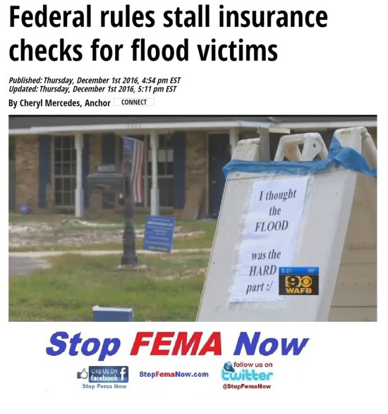 wait-for-flood-check-because-of-bank-la