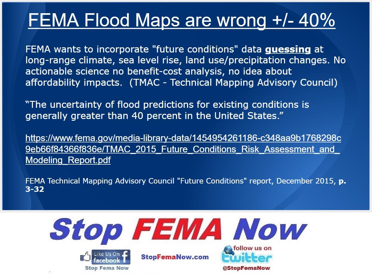 Blog Stop FEMA Now - Us fema regions map
