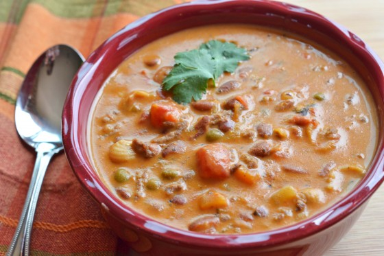 Quick Summer Meals Contest Cheesy Minestrone Stop