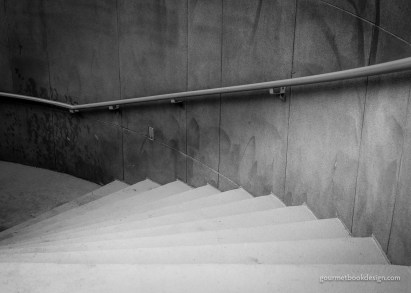 Undertown: The stairs down
