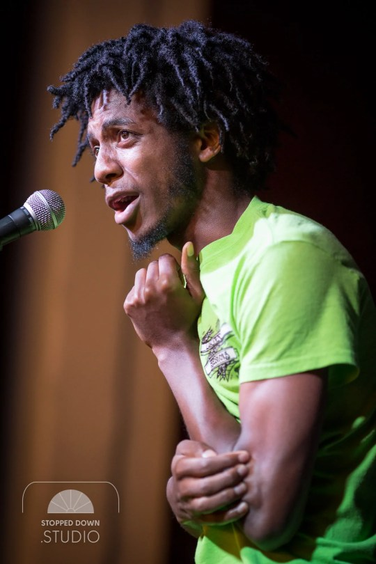 Individual World Poetry Slam, Flagstaff: Thursday, 7pm Firecreek Coffee