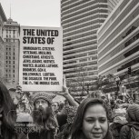 Photos from the Women's March in Oakland