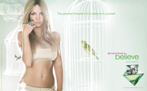Believe Britney Spears for women photo