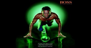 IN MOTION Green by HUGO BOSS for men photo