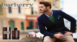 LONDON by BURBERRY for men photo
