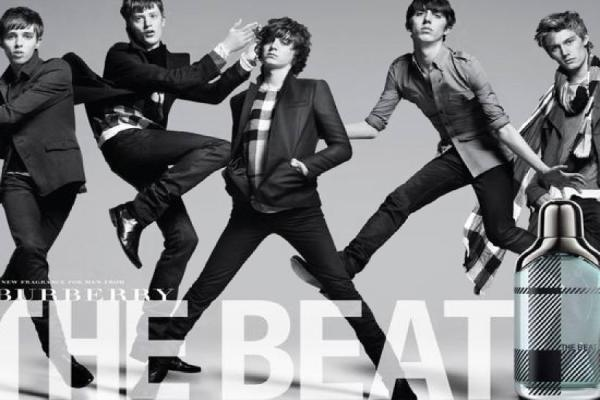 the beat by burberry for men