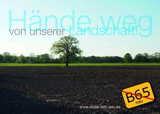 B65 neu Postkarte 04