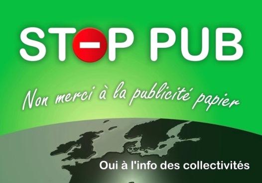 STOP PUB à imprimer