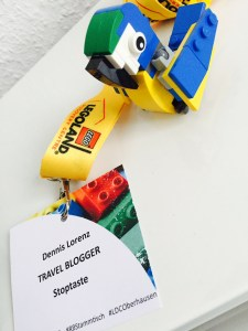 Legoland Travelblogger