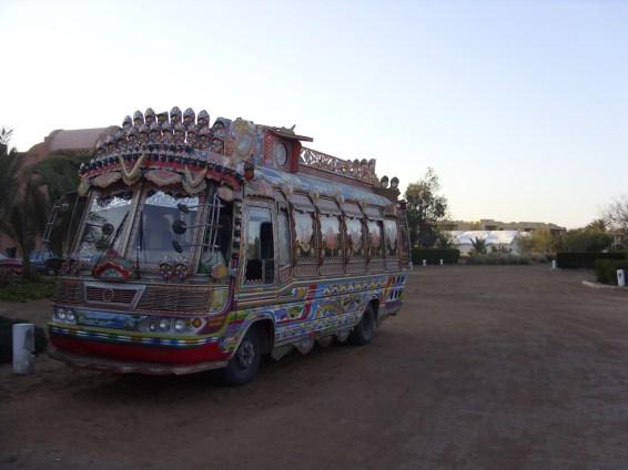 Bus Ägypten
