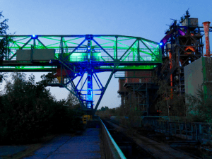 Landschaftspark by Night
