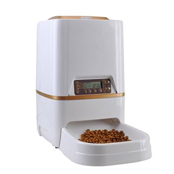 What's The Best Automatic Dog Feeder? Check Our Top Picks 10