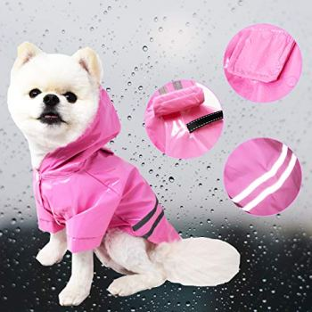 Waterproof Raincoats For Dogs - The Definitive Guide (2020) 20