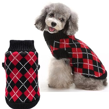 Christmas Dog Sweaters - Perfect Xmas Gift Ideas For Dog Owners 5