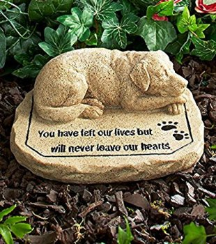 The Best Pet Memorial Stones - A Perfect Way To Honor Your Dog 3