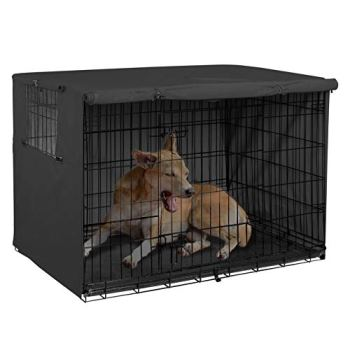 What Are The Best Dog Crate Covers In 2020? 8