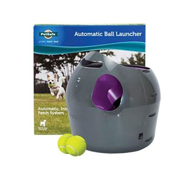 Dog Automatic Ball Launchers - A Fun Way To Keep Your Dog Active 2