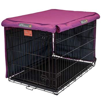 What Are The Best Dog Crate Covers In 2020? 10
