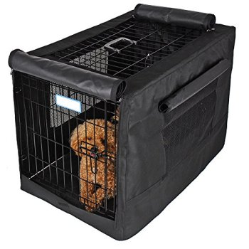 What Are The Best Dog Crate Covers In 2020? 11
