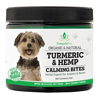 What Are The Best Calming Treats For Dogs? 12