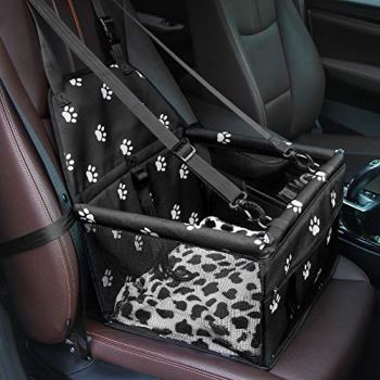Dog Booster Car Seats - An In-Depth Guide (2020) 11