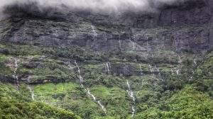 Malshej Ghat - Waterfalls