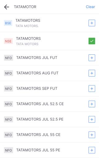 Select Stock