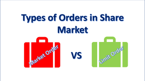 Type of Orders in Share Market