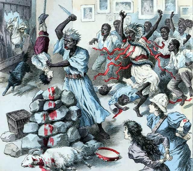 Αφρική θυσία