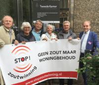 Ronde tafelgesprek vaste Kamercommissie EZK over zoutwinning 12 september 2018