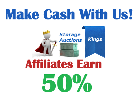 storage auction kings storage auction ebook affiliate program sign up page