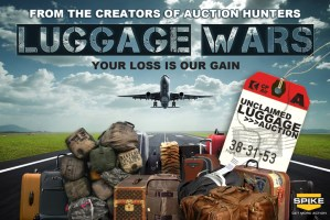 Spike TV's New Luggage Wars Show