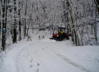 Snow movement