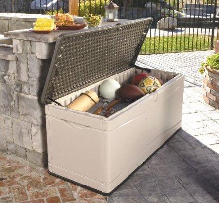 Lifetime 60012 Large Deck Box