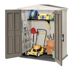Keter Apex Shed