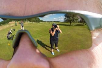 Fotografen genom Johan Behmers solglasgögon.