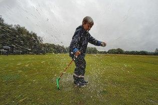 golfkul-regn