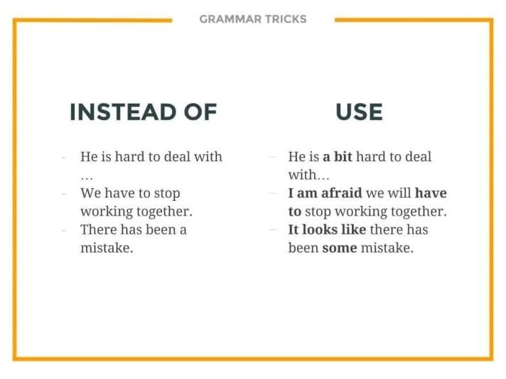 Smart Language Learning blog: Polite English (examples 4)