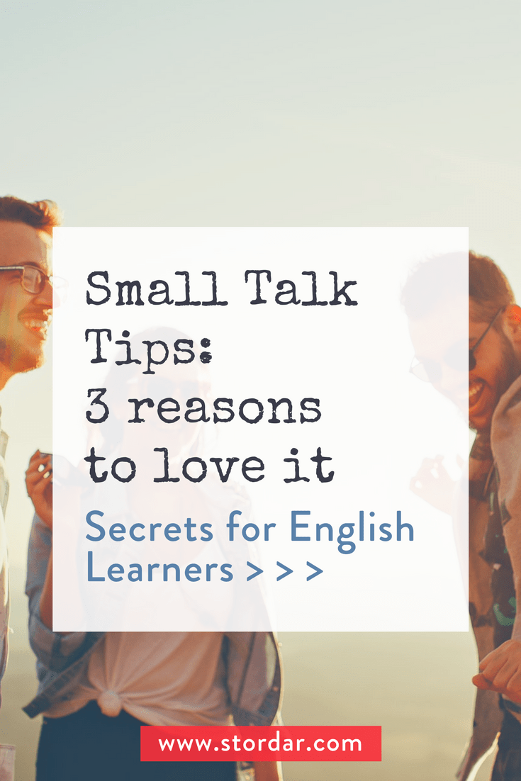 Small Talk Tips | Smart English Learning
