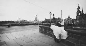 Hochzeitsfotos in Schwarz/Weiß oder in Farbe?