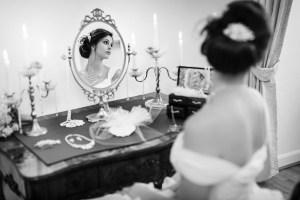 Brautpaare auf sich aufmerksam machen