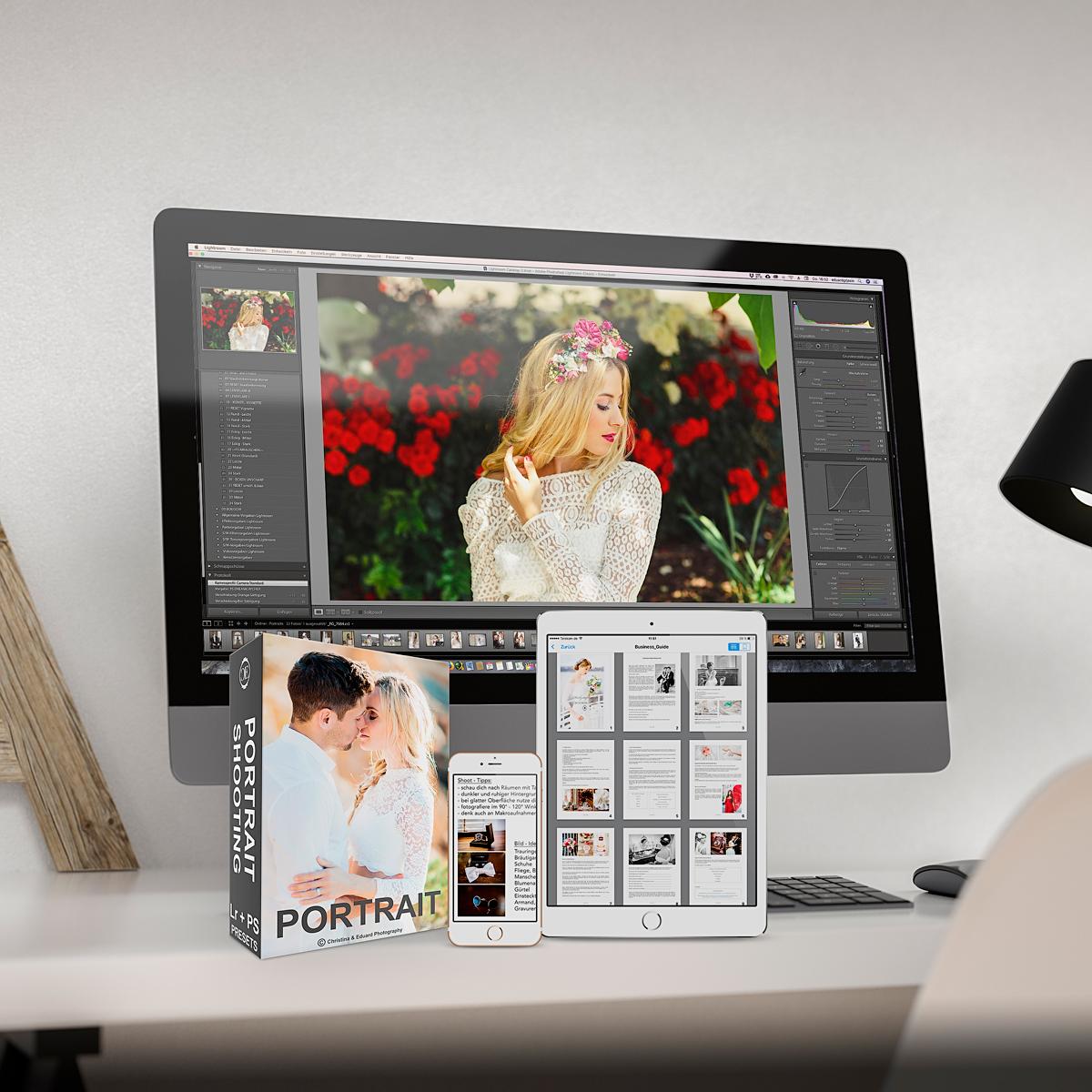 Bundle für Hochzeitsfotografen