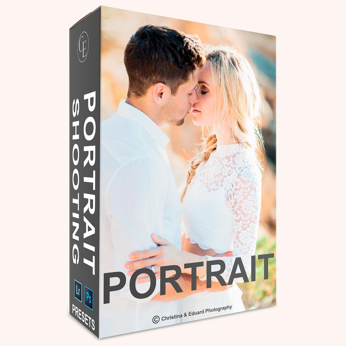 PORTRAIT- UND PAAR-SHOOTING Presets für Lightroom und Photoshop Camera Raw